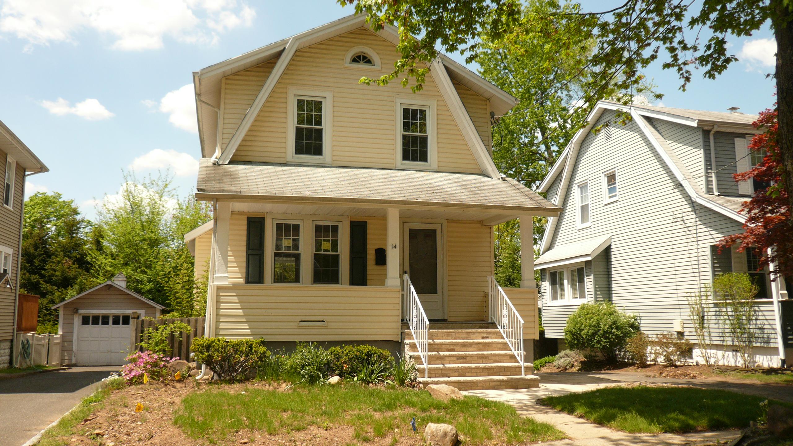 NEW REO – 14 SUMMIT PL HAWORTH, NJ – $539,900