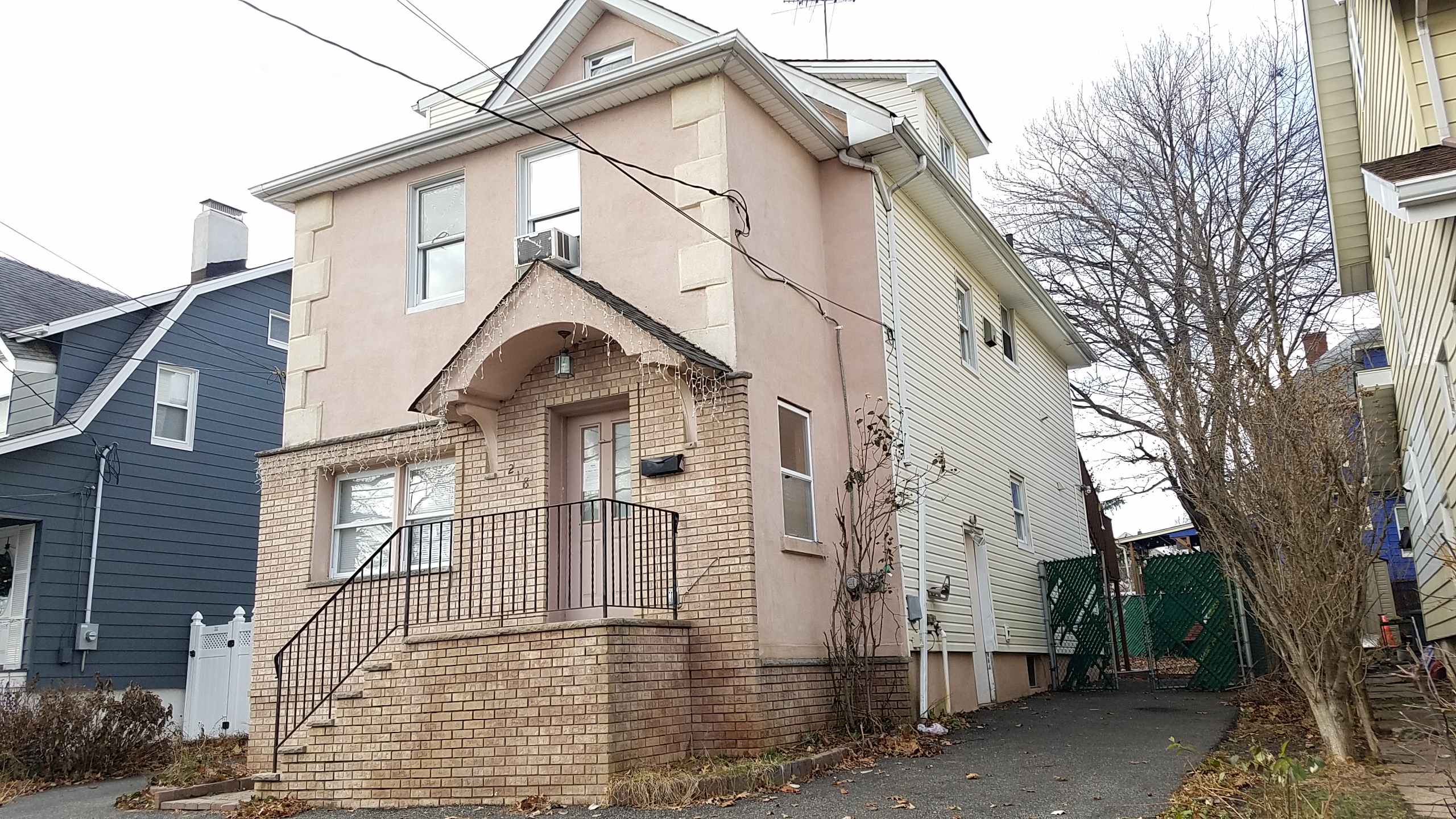 UNDER CONTRACT- 218 TEANECK RD. RIDGEFIELD PARK, NJ 07660 – $315,000