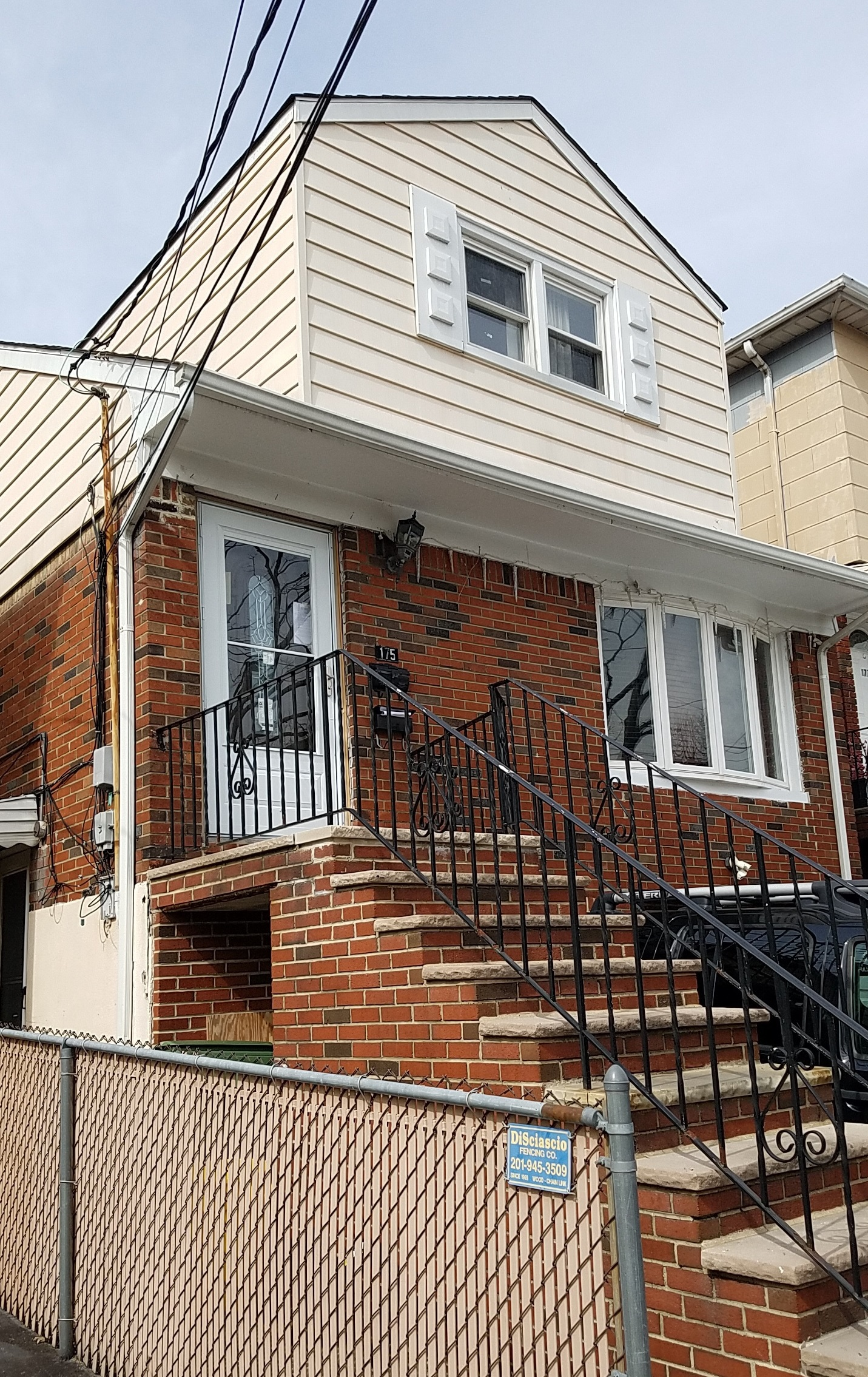NEW REO – 175 Hamilton Ave. Fairview, NJ 07022 $598,500