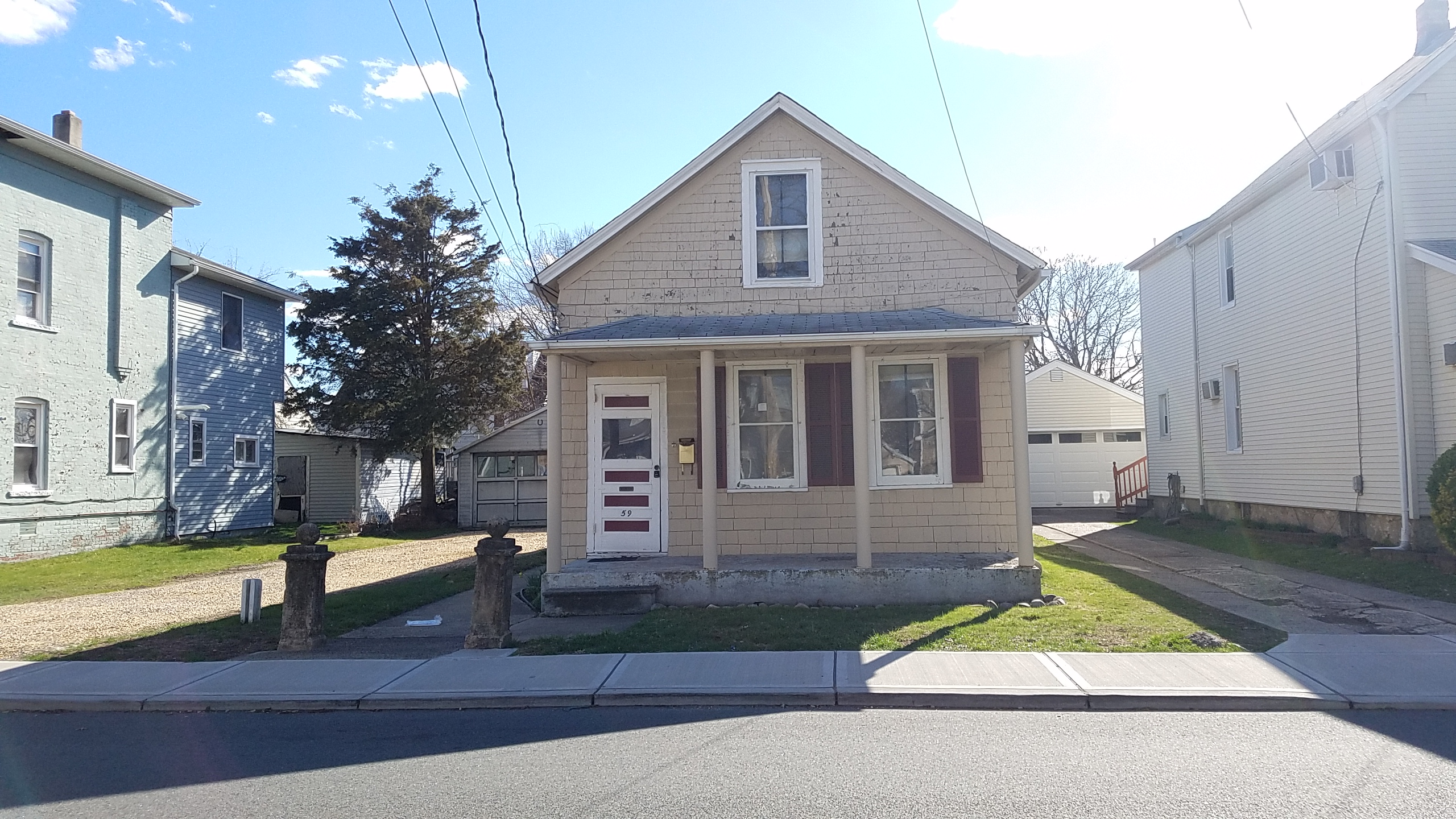 SOLD – 59 Marshall Ave. Little Ferry, NJ 07643 $180,000