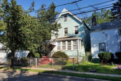 UNDER CONTRACT – 616 Langdon St. Orange, NJ 07050