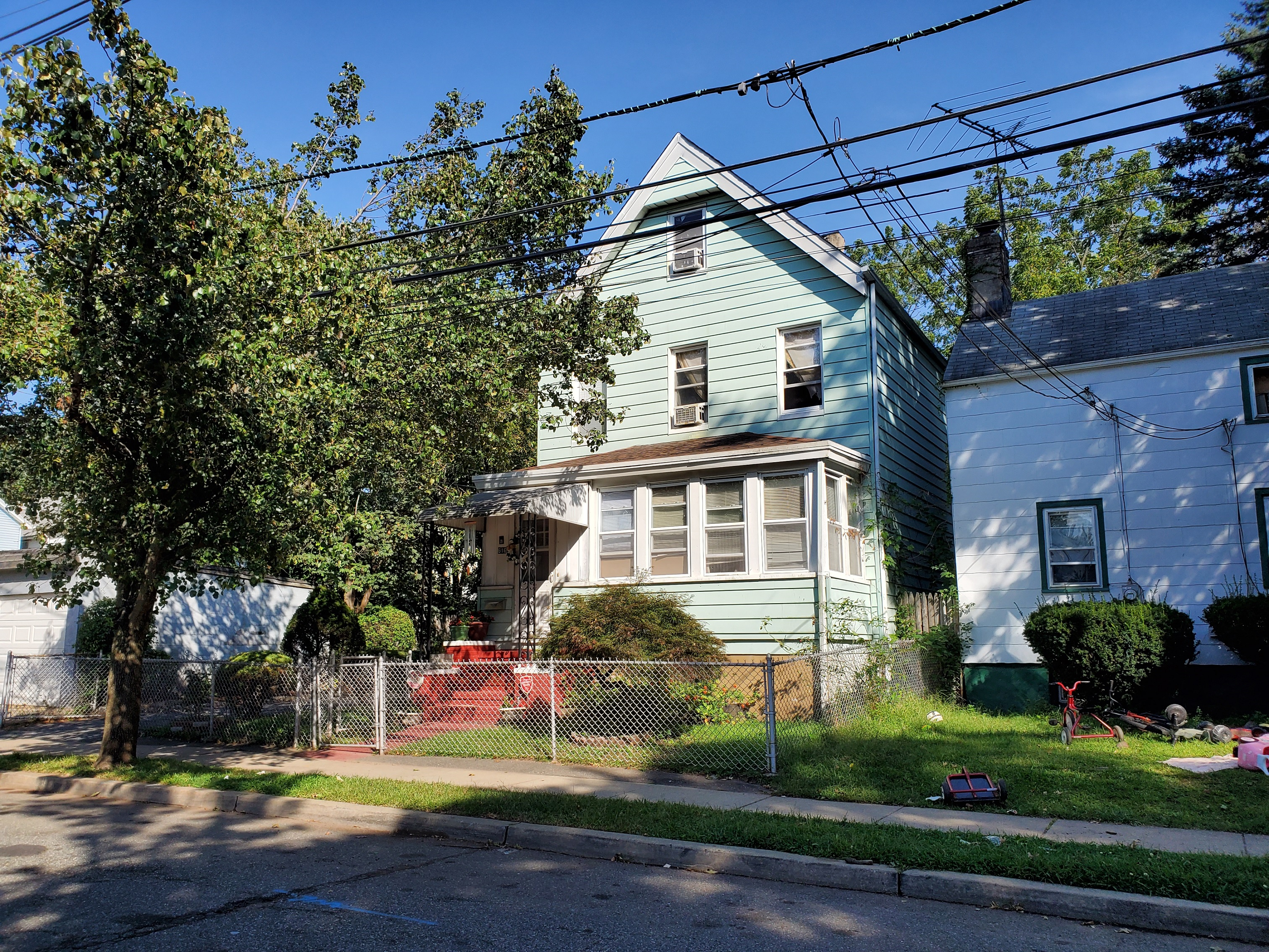 New REO Auction – 616 Langdon St. Orange, NJ 07050