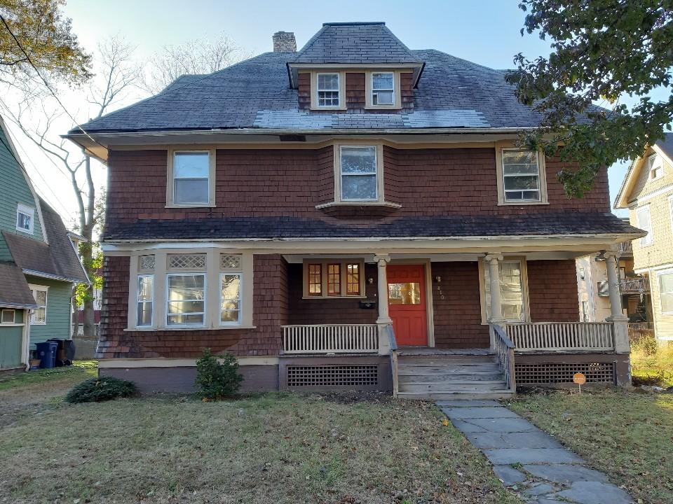 SOLD-  810-812 Hillside Ave , Plainfield NJ 07060 $224,900