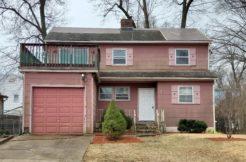 SOLD- 101 Van Buren St. Woodbridge, NJ 07095 $200,000