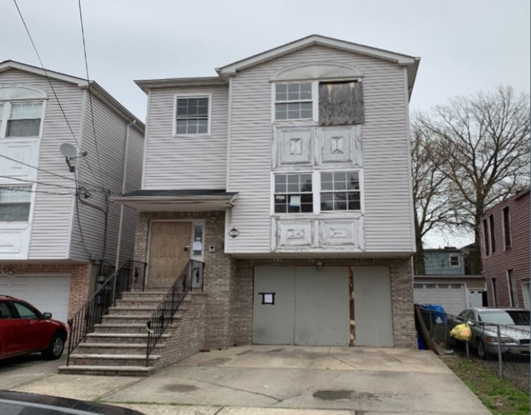 UNDER CONTRACT – 490 S 18th St. Newark, NJ 07103 $170,000