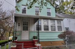 UNDER CONTRACT – 616 LANGDON ST. ORANGE, NJ 07050 $209,900