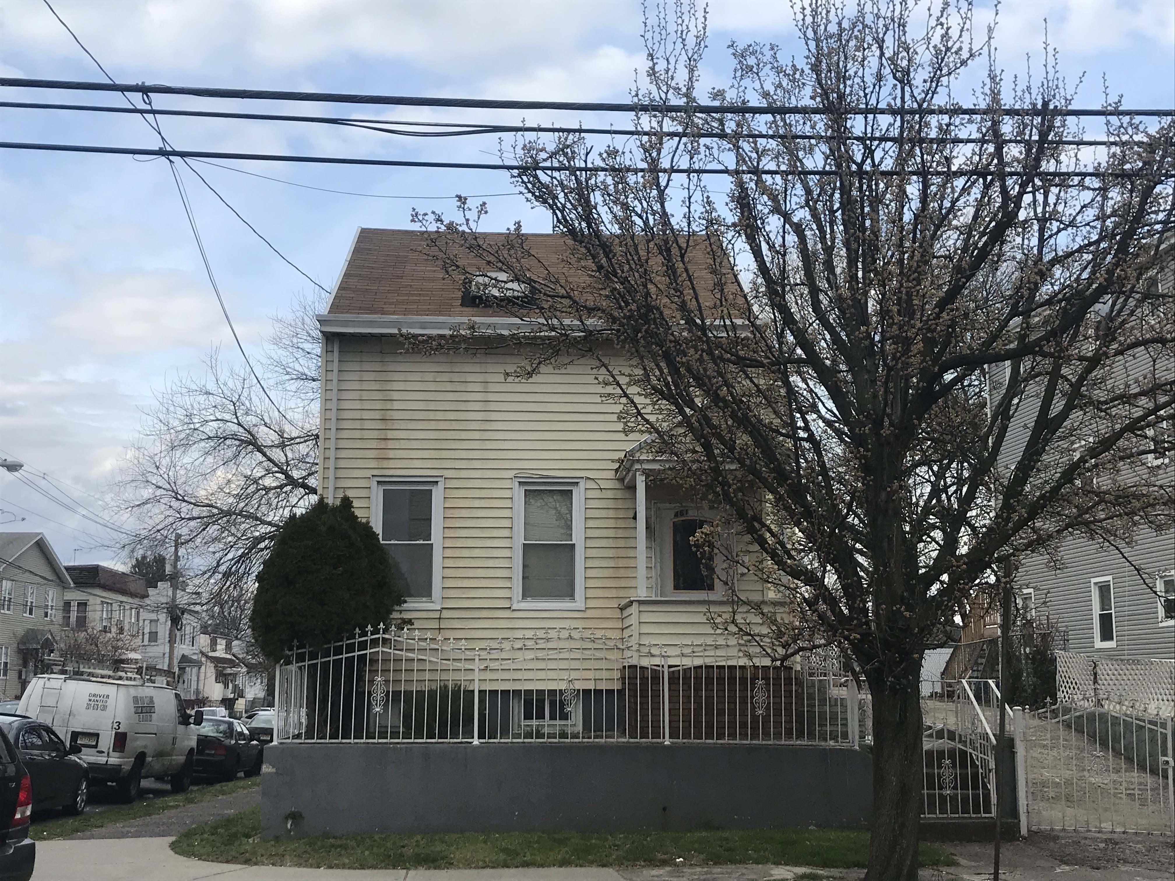 SOLD- 461-463 10th Ave. Paterson, NJ 07514 $149,000