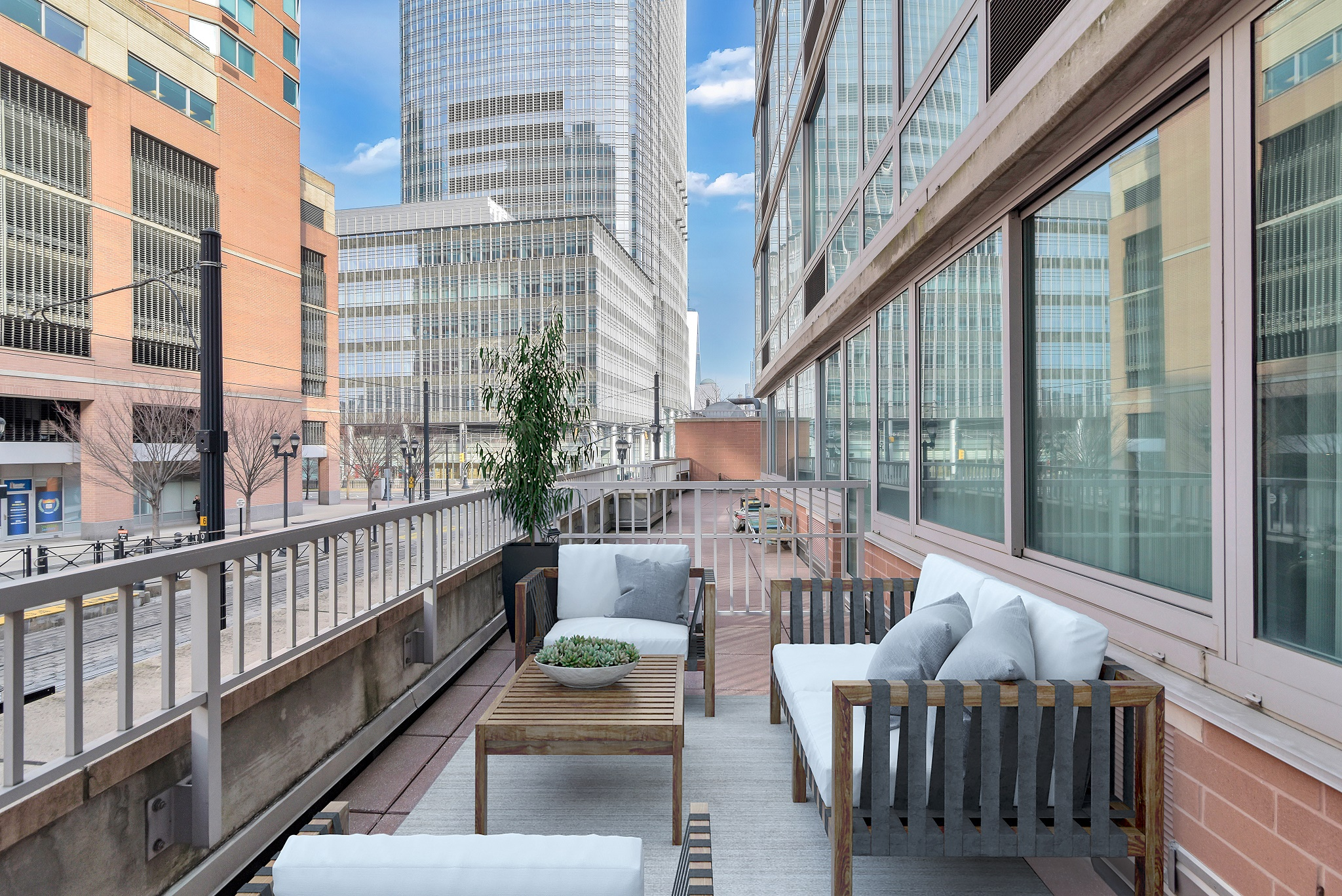 JUST REDUCED TO SELL- 25 HUDSON ST. 214. Jersey City, NJ 07302 $649,900