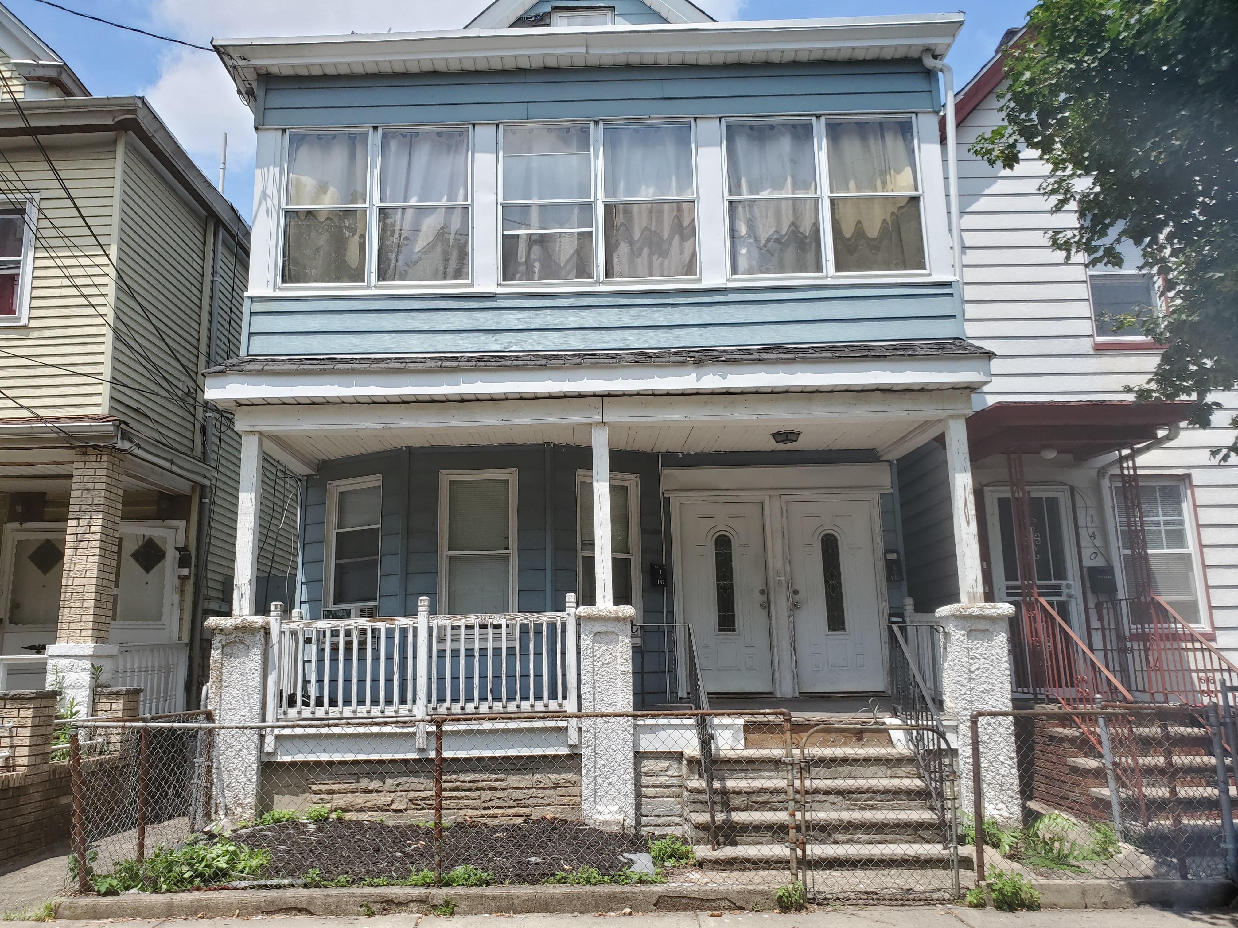 New Listing – 142 BURGESS PL. PASSAIC, NJ 07055 $339,000