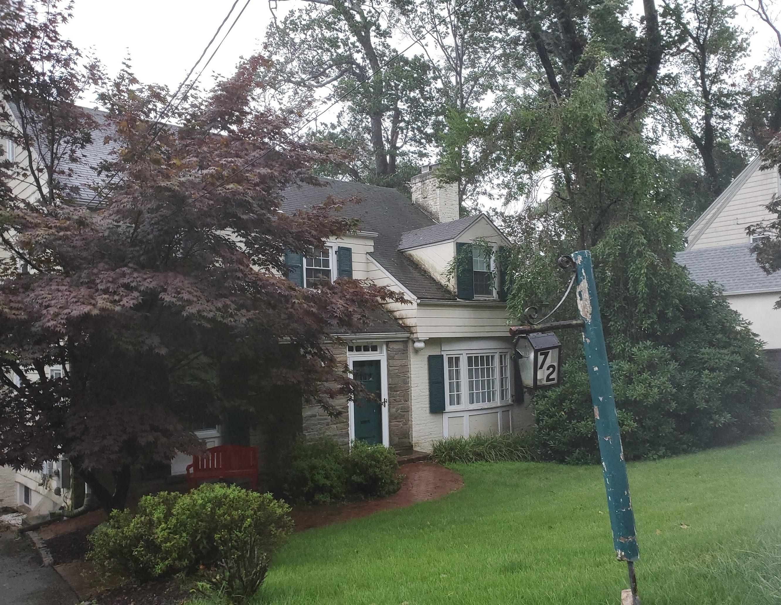 AUCTION PROPERTY – 72 WINDING WAY, WEST ORANGE, NJ 07052