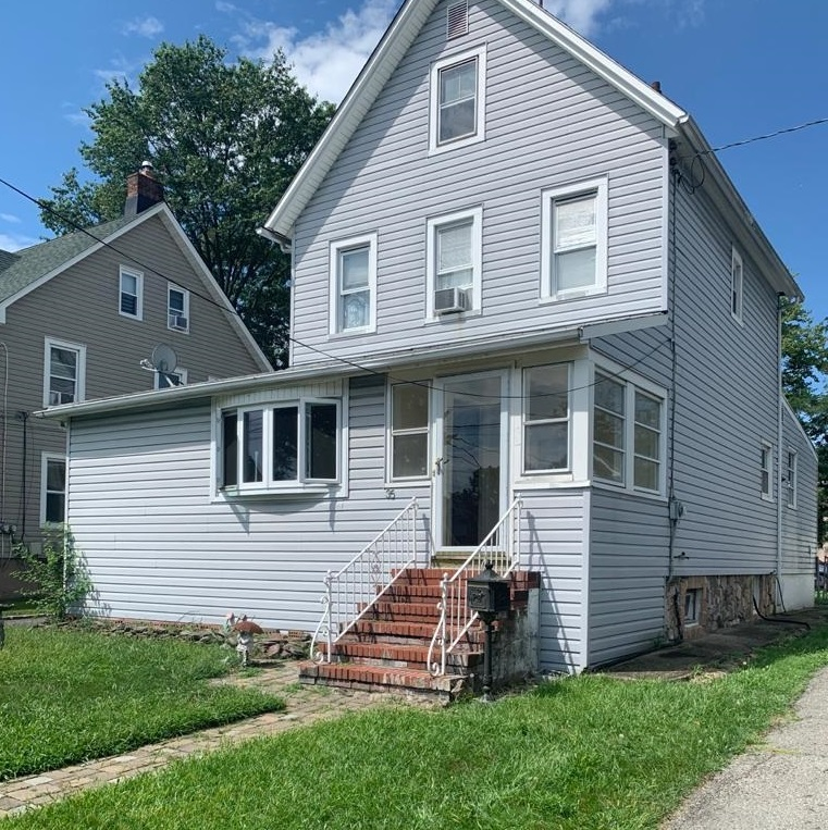 SOLD- 35 CODDINGTON AVE. NORTH PLAINFIELD, NJ 07060 $269,900